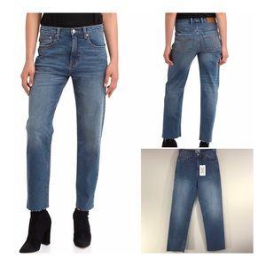 Jordache Heather Straight Leg Jeans Size 26